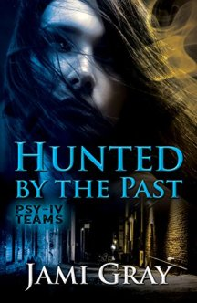 hunted by the past cover